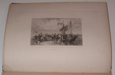 Historical Illustrations of Scotland and The Waverley Novels Turner Fisher c1836