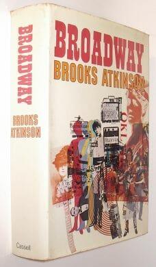 Broadway Brooks Atkinson Cassell 1971