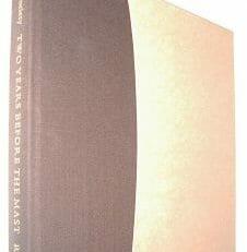 Two Years Before The Mast Richard Dana Folio Society 1986