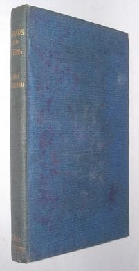 Ballads and Poems John Masefield Elkin Mathews 1917