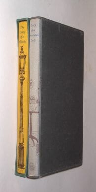 Diary Of A Nobody Grossmith Diary of A Provincial Lady Delafield Folio Society