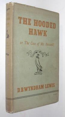 The Hooded Hawk Wyndham Lewis Eyre 1946