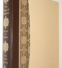 The Kings of England Robert Glover Thomas Milles Folio Society 1995