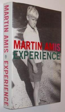 Experience Martin Amis Jonathan Cape 2000