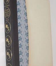 Travels Through France & Italy Tobias Smollett Folio Society 1979