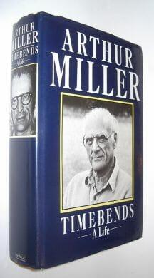 Timebends A Life Arthur Miller Methuen 1987