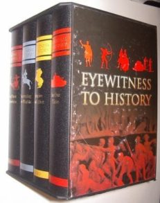 Eyewitness To History Complete 4 Volumes Folio Society 2008