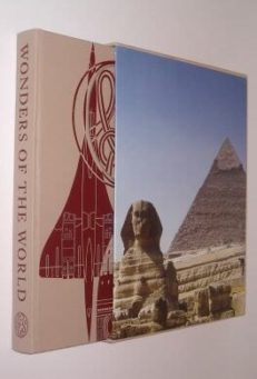 Wonders Of The World Goldhill, Barber, Rabb & Glancey Folio Society 2006