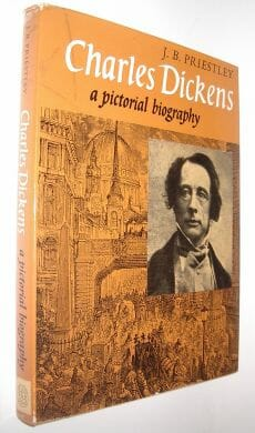 Charles Dickens A Pictorial Biography Priestley Thames & Hudson 1961