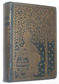 Evelina Fanny Burney Hugh Thomson Macmillan 1903
