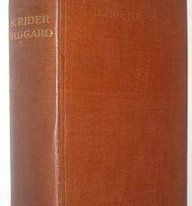 Child Of Storm H Rider Haggard Cassell 1913
