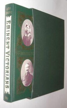 Eminent Victorians Lytton Strachey Folio Society 2000