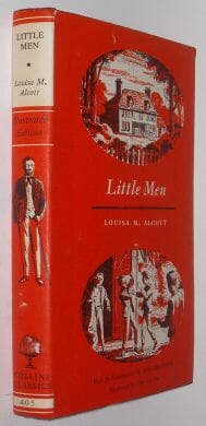 Little Men Louisa M Alcott Collins Classics 1960