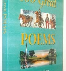 100 Great Poems Favourite Poems and Their Poets Miles Kelly 2000
