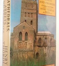 Collin's Guide To Cathedrals Abbeys and Priories Of England and Wales 1986