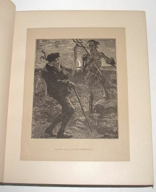 The National Burns ed. George Gilfillan 4 Volumes William Mackenzie ca1880