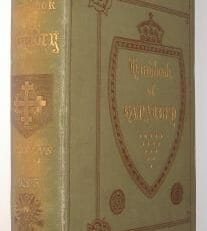 Handbook Of Heraldry John Cussans Chatto Windus 1893