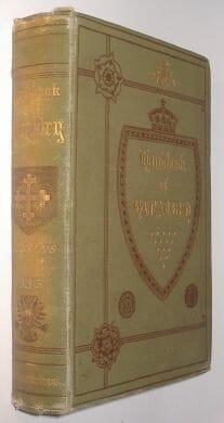 Handbook Of Heraldry John Cussans Chatto Windus 1893