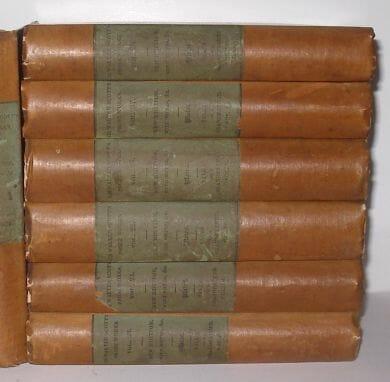 Walter Scott's Prose Works Magnum Opus Edition 28 Volumes Cadell 1834-36