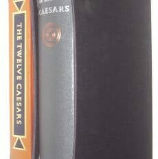 The Twelve Caesars and Lives of The Later Caesars Folio Society 1964 2005