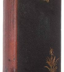 The Poetical Works Of Elizabeth Barrett Browning Ward Lock ca1887