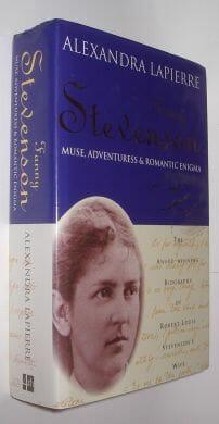 Fanny Stevenson Alexandra Lapierre Fourth Estate 1995