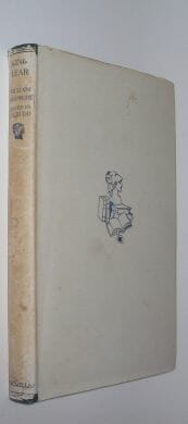 King Lear William Shakespeare Macmillan 1935