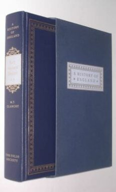 Early Medieval England Clanchy Folio Society 2000