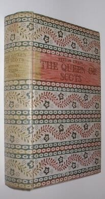 The Queen Of Scots Stefan Zweig Hallam Cassell 1950
