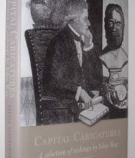Capital Caricatures: A Selection of Etchings by John Kay Szatkowski Birlinn 2007