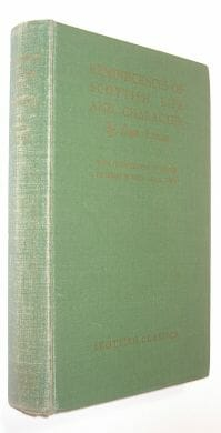 Reminiscences Of Scottish Life And Character Dean Ramsay Grant 1947