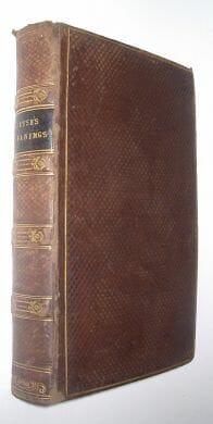 Gleanings In Natural History Edward Jesse John Murray 1856