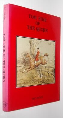 Tom Firr Of The Quorn Roy Heron Nimrod 1984