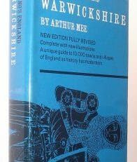 Warwickshire The Kings England Hodder & Stoughton 1966