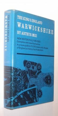 Warwickshire The Kings England Hodder & Stoughton 1966