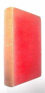 British History in The Nineteenth Century (1782-1901) Trevelyan Longmans 1927