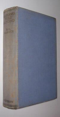 Almond, Wild Almond Broster Heinemann 1935