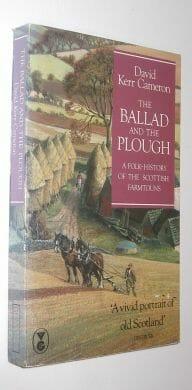 The Ballad and The Plough David Kerr Cameron Gollancz 1987