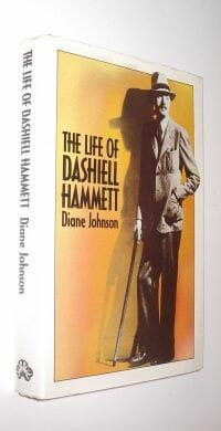 The Life Of Dashiell Hamnett Diane Johnson Hogarth Press 1984