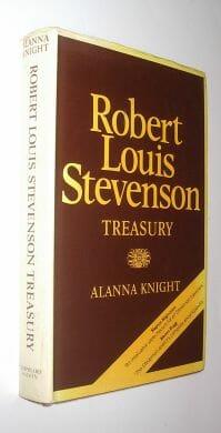 Robert Louis Stevenson Treasury Alanna Knight Shepheard-Walwyn 1985