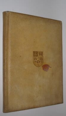 Poems by Thomas Gray Private Printing Eton 1928