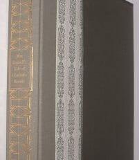 Mrs Gaskell's Life of Charlotte Bronte Folio Society 1971