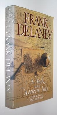 A Walk to the Western Isles Frank Delaney HarperCollins 1993