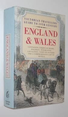 Victorian Travellers Guide To 19th Century England & Wales Bracken 1985