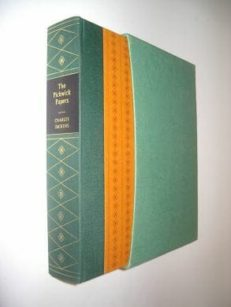 The Posthumous Papers of The Pickwick Club Dickens Folio Society 1981