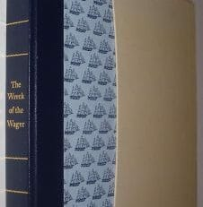 The Wreck of the Wager Folio Society 1983