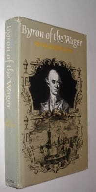 Byron of the Wager Peter Shankland CM&G New York 1975