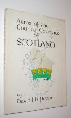 Arms of the County Councils of Scotland David Patton Argyll 1977