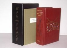 War and Peace Leo Tolstoy Folio Society Limited Edition 2006