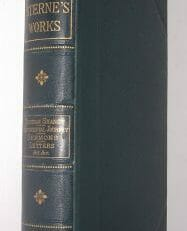 The Complete Works Of Laurence Sterne Nimmo 1877